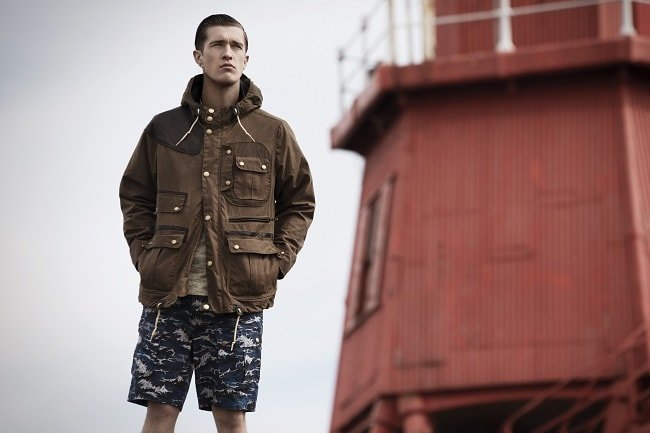 Barbour X White Mountaineering