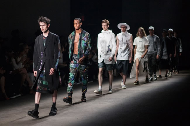 Concept Korea at Men's New York Fashion Week