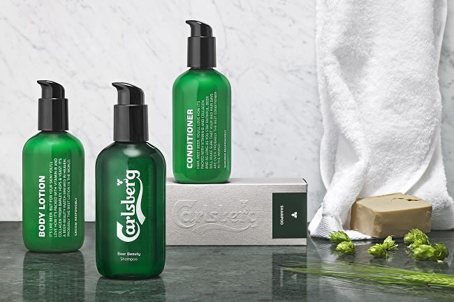 Carlsberg Launches Beauty Series for Men