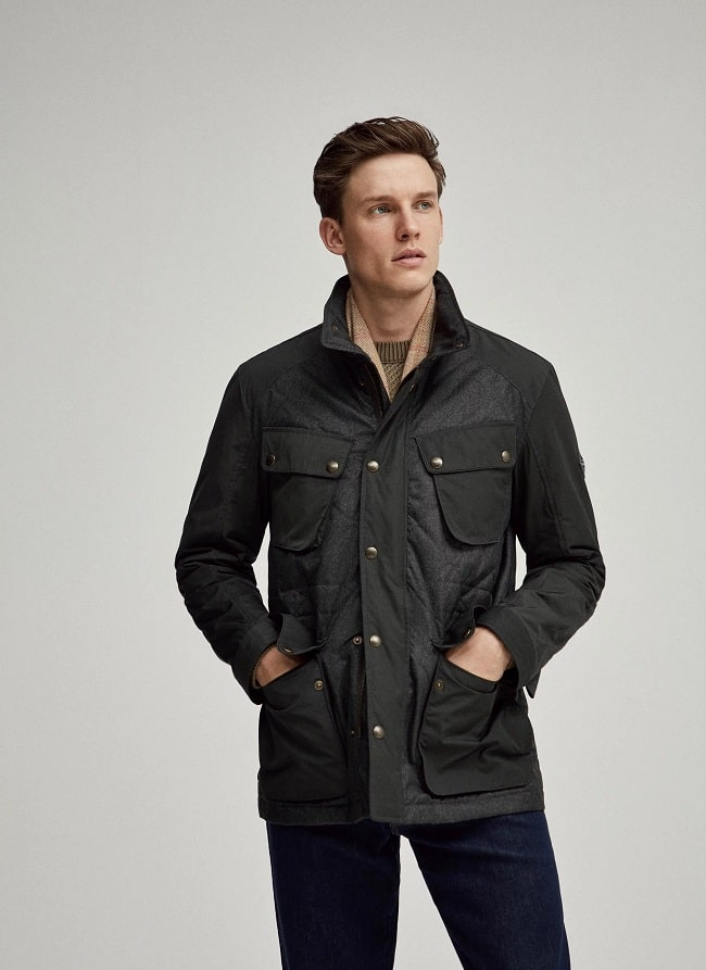 Hackett Velospeed jacket