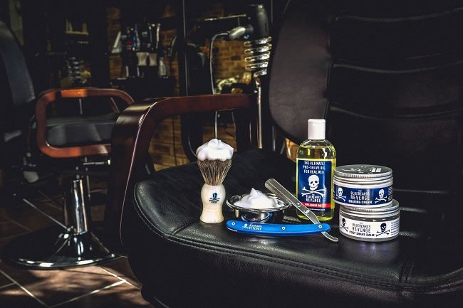Win a Year's Supply of The Bluebeards Revenge