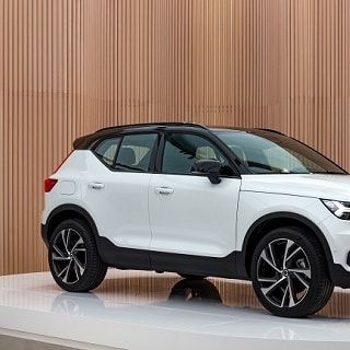 Volvo Unveil the New XC40 in Milan