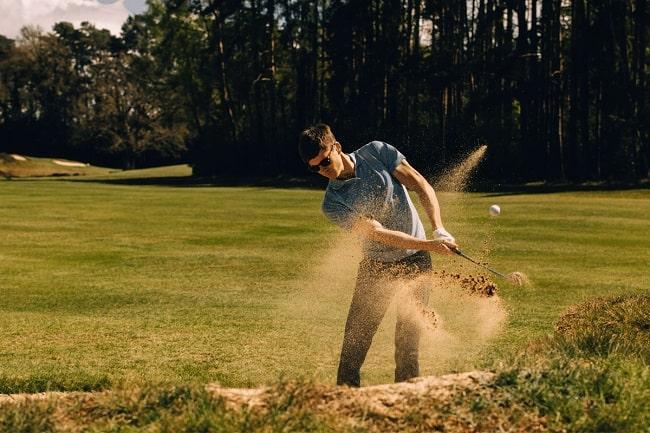 Pro Golfer Style