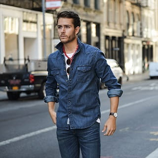 Defining Men's Americana Fashion
