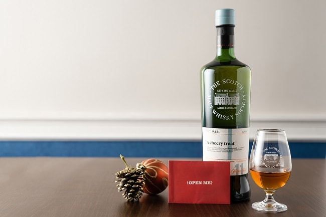 Win a Membership to SMWS Plus Exclusive Bottle