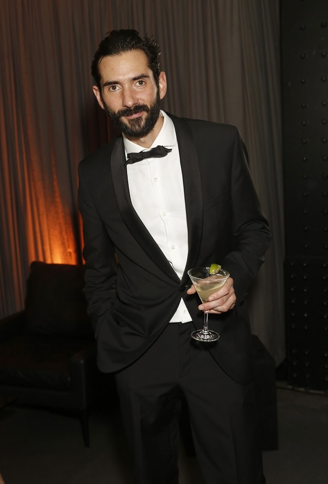 The GQ Awards 2016 Hosted by Hugo Boss