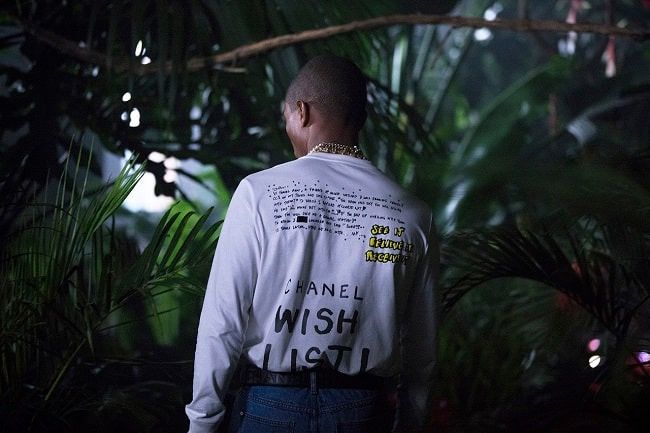 f1afd4d9239 Pharrell Launches Capsule Collection with CHANEL
