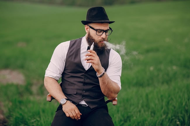 How to Vape like a Gentleman
