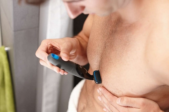 hair removal techniques for men