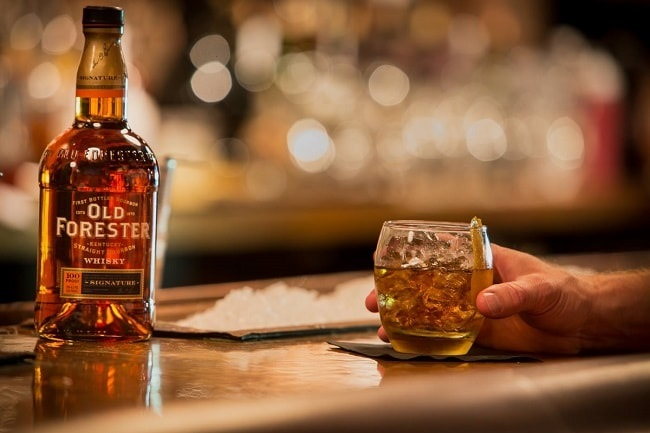 A Masterclass with Old Forester