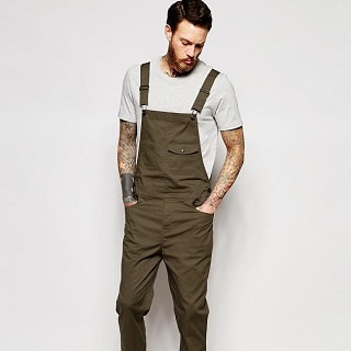 Should a Man Ever Wear Overalls?