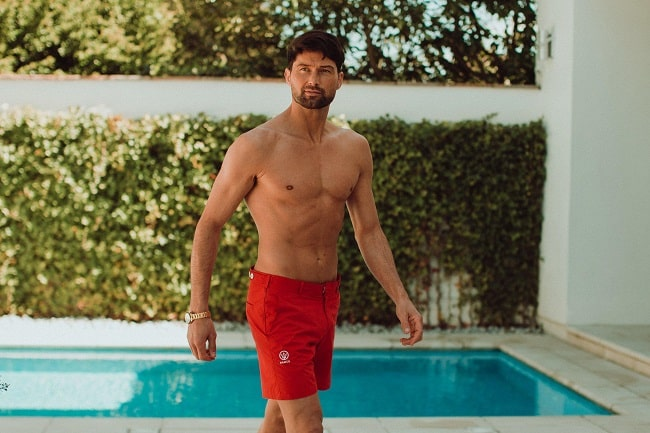 Win Naeco Swim Shorts