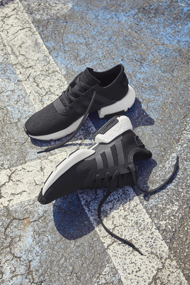 purchase cheap f7cde c6107 Adidas Originals New POD System
