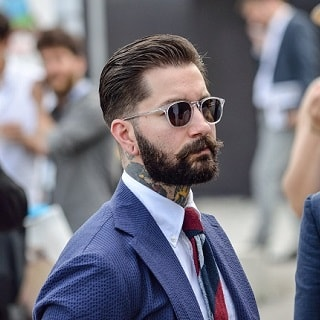 The Most Popular Beard Styles