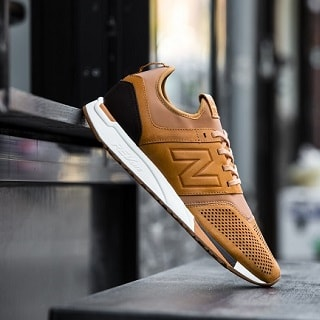 New Balance Debuts the 247 Luxe