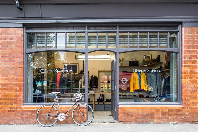 Oliver Spencer Launches New Store in London's East End