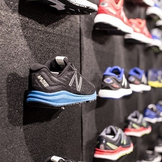 New Balance Premium Outlet Store at Bicester Village