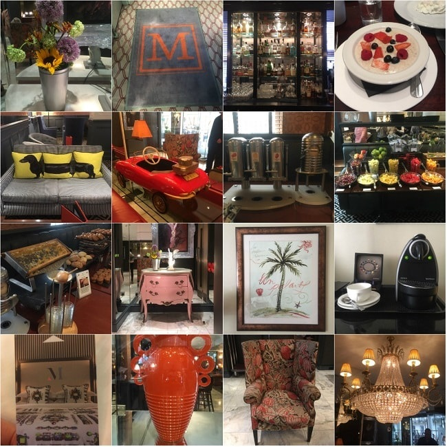 Our Mandeville London experience