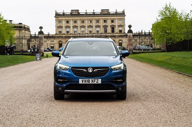 A Week with the Vauxhall Grandland X and Life HaX