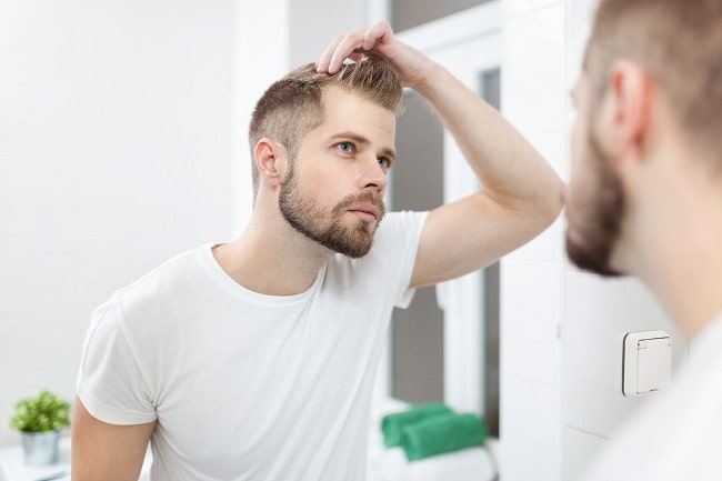 Solving the Top 4 Male Hair Problems