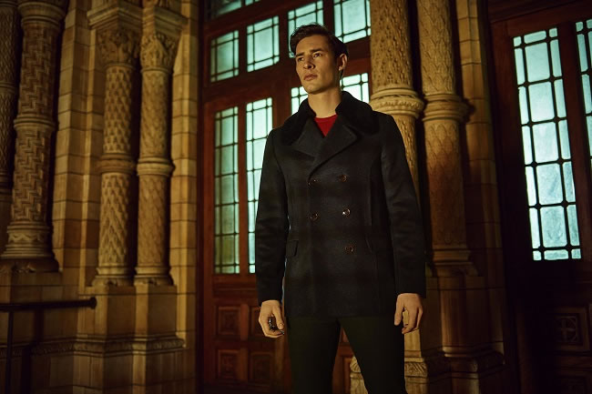 Ted Baker's Top AW15 Coats