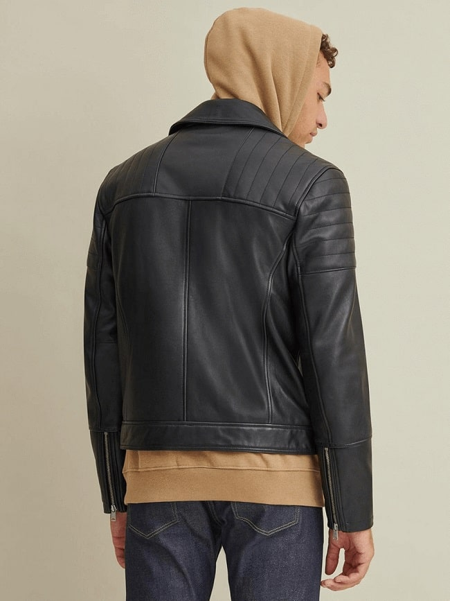 Introducing Sculpt Leather Jackets
