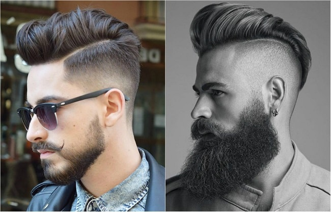 newest haircuts for guys top barbers discuss the quiff hairstyle 5471