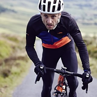 Introducing the Blok Cycling Collection by DHB