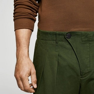 The Return of Men's Pleated Trousers