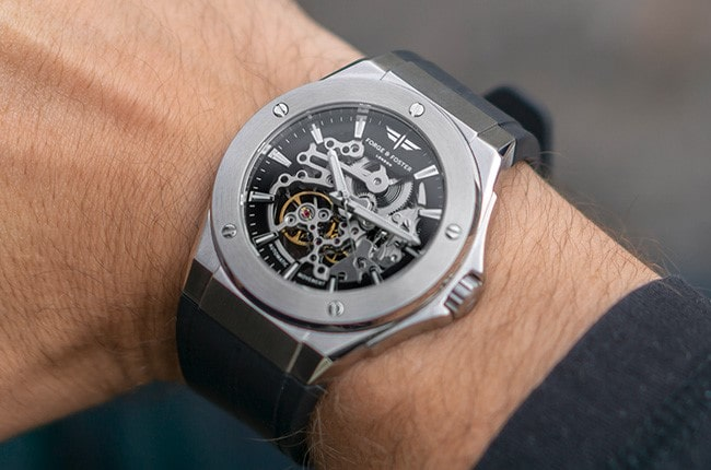 The Forge & Foster Avantian X Series Watch