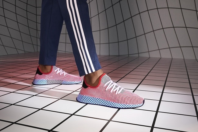Adidas Launches Deerupt Collection