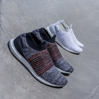 The First Ever Ultraboost Laceless is Unleashed