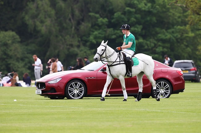 The Maserati Polo Tour UK Annual Charity Match