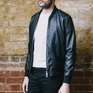 The Best Men's Bomber Jackets by The Jacket Maker