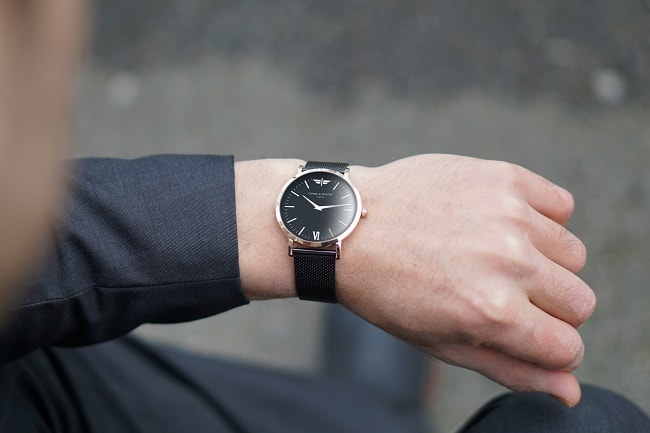 Introducing Forge and Foster Watches