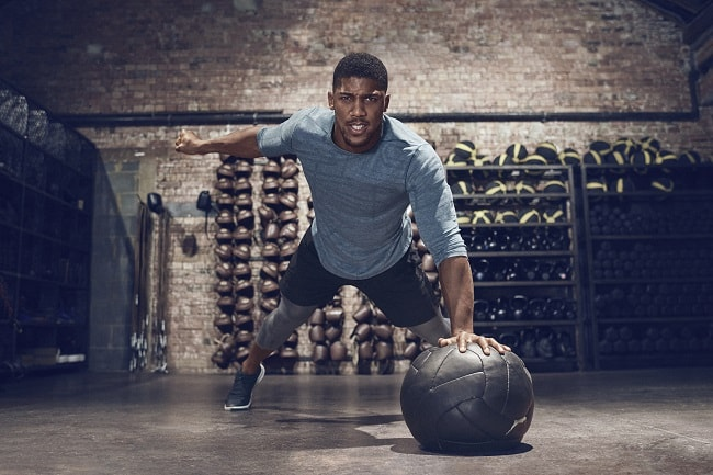 1bc93fe18a1 UNDER ARMOUR FILM CREATIVELY DEMONSTRATES HOW THE BOXER OVERCOMES INTERNAL  STRUGGLES AS A KEY COMPONENT OF HIS TRAINING