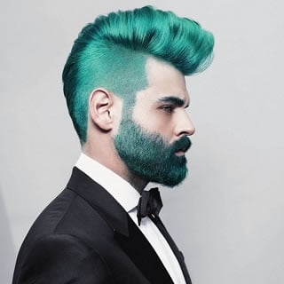 Discover the Merman Hair Craze