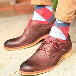 Should You Wear Statement Socks?