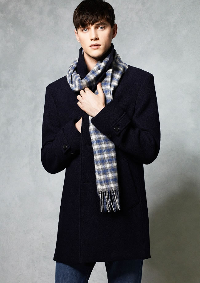 Aquascutum Autumn/Winter 2015 Collection