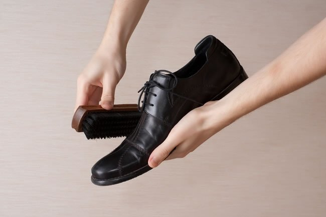 How To Clean Condition Leather Shoes