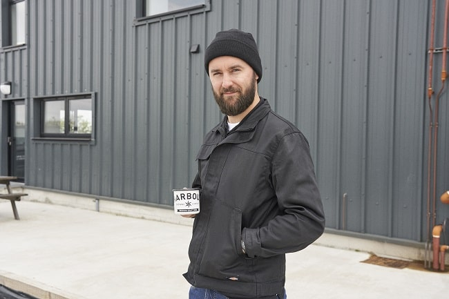 Dickies Meets James from Harbour Brewing Co.