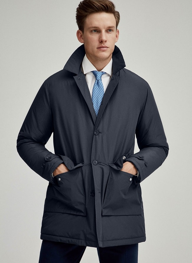 Hackett Raincoat