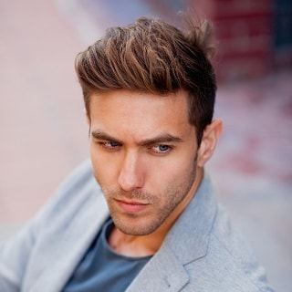 5 Low Maintenance Hairstyles for Men