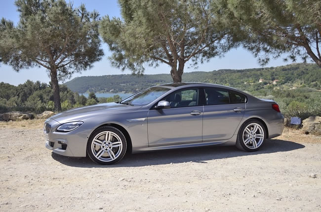 2 Days in Marseille with the BMW 6 Series