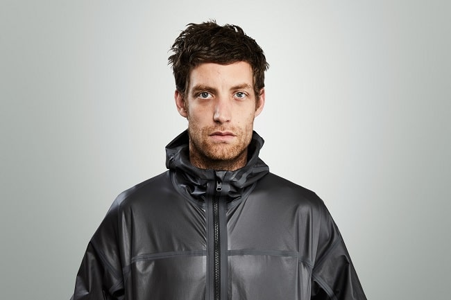 Discover the Graphene Jacket by Vollebak