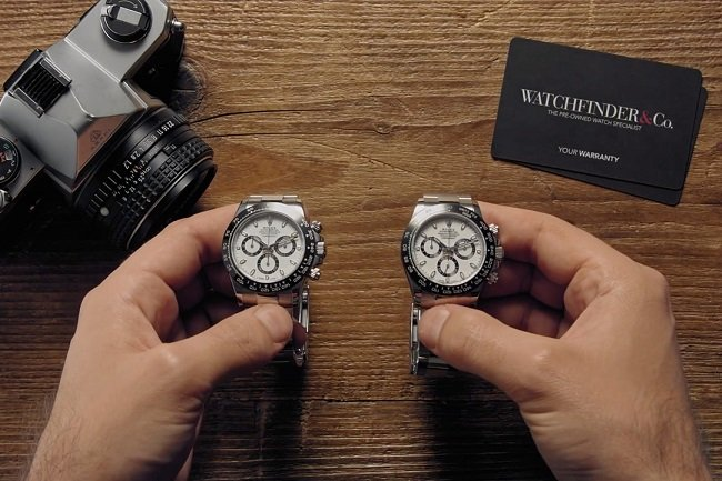 Real Vs Fake: Rolex Daytona Watch