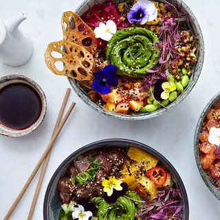 Poke Bowls Have Officially Taken Over London