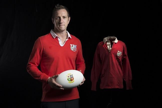 Canterbury Launch Lions Tour Shirt