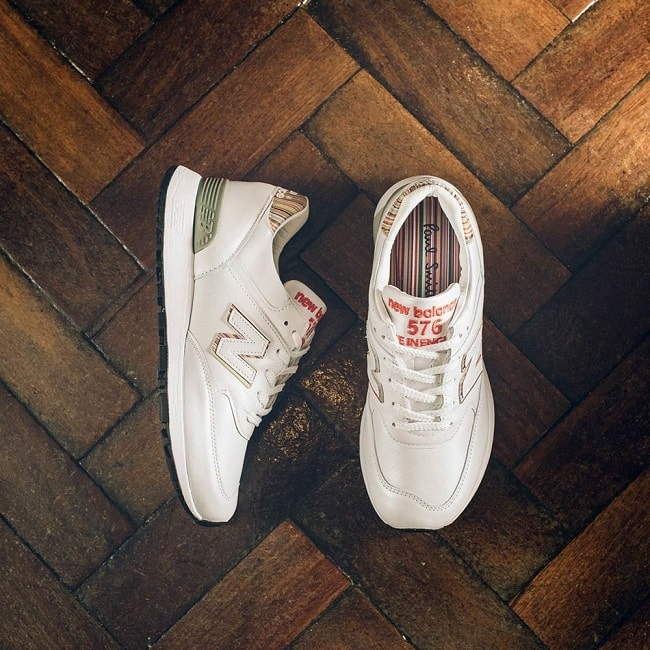 """1e5c91ff5 ... celebrate the anniversary of the 576 trainer and that big football  tournament happening this summer."""" - Kenny McCallum, General Manager at New  Balance."""