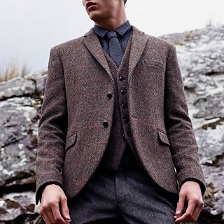 A Guide to Winter Fabrics: Tweed, Corduroy, Wool